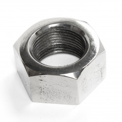 BSA A7 & A10 Front Spindle Nut (Ariel FWH)